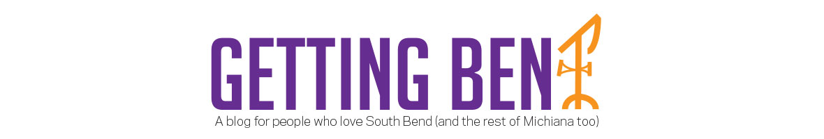 Getting Bent Logo