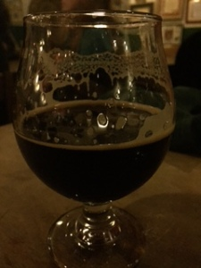 Founder's Breakfast Stout at Fiddler's Hearth