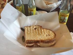 An Oh Mamma's Sandwich