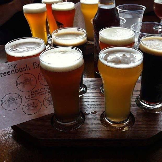 Beer-at-Greenbush