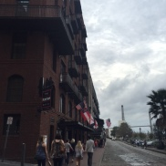 River Street in Savannah