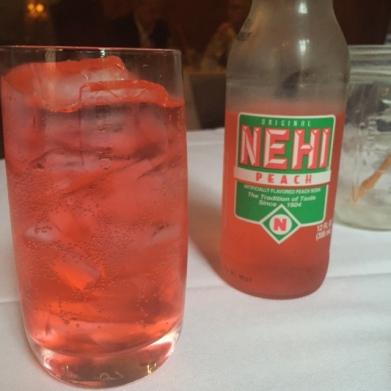 Peach Nehi!
