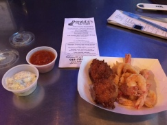 Gerald's Pig and Shrimp on Tybee Island