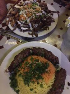 Kufta Kebab